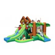 Skákací hrad - Rozprávkový les